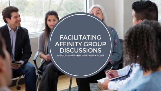 Affinity Group Facilitator Training
