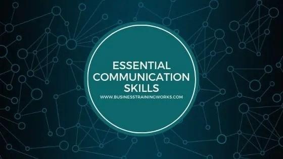 Instructor-Led Communication Skills Training