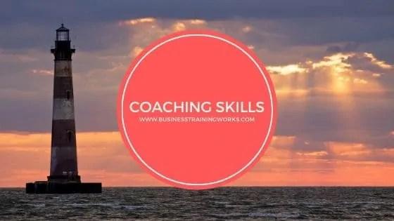 Coaching Skills Webinar