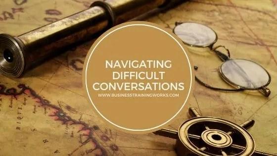 Navigating Difficult Conversations Webinar