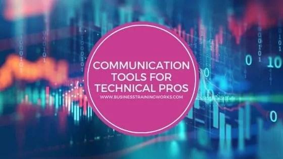 Communication Skills Webinar Series for Technical People