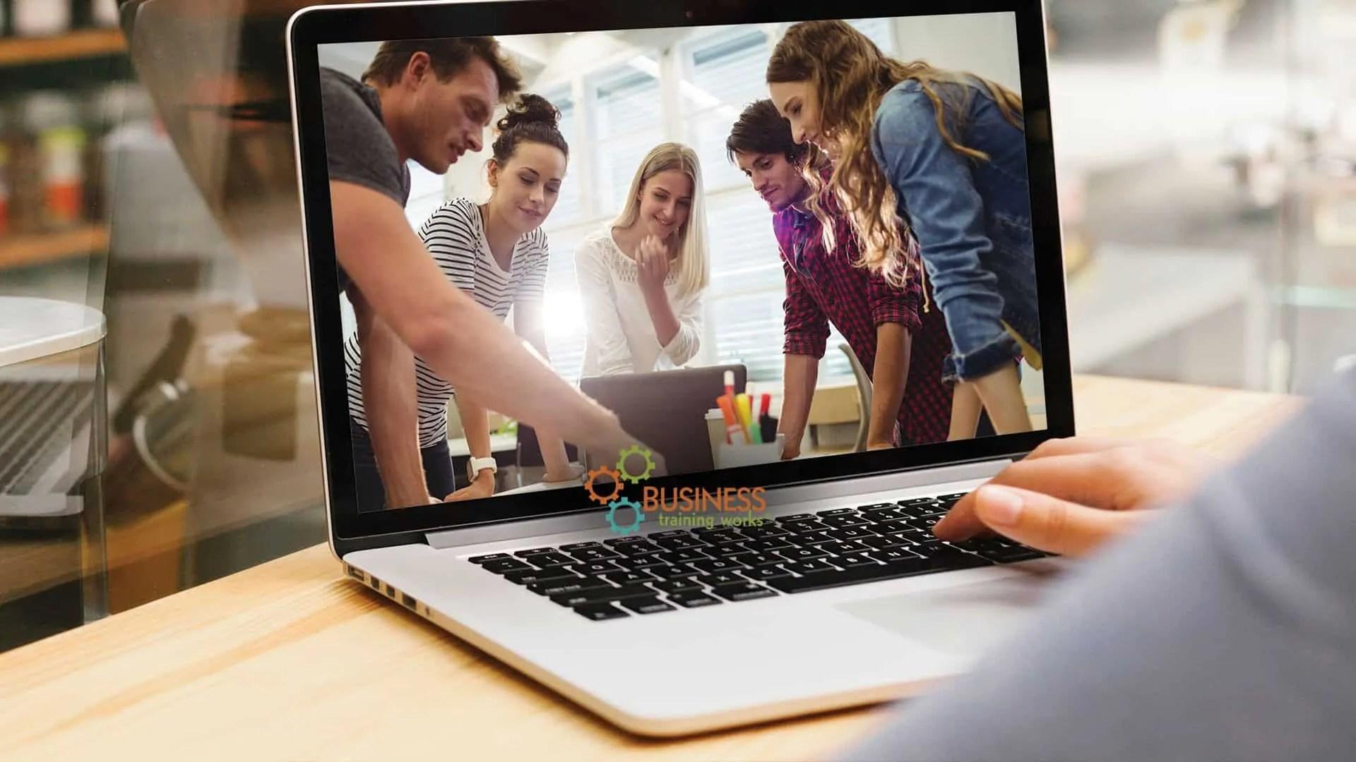 Web-Based Training Design Course