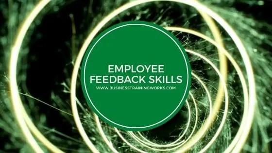 Employee Feedback Skills Webinar
