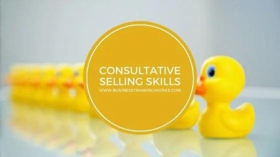 Consultative Selling Webinar