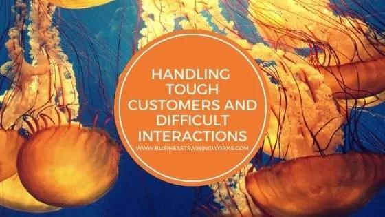 Handling Difficult Customers Webinar