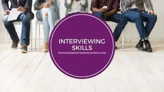 Interviewing Skills Webinar