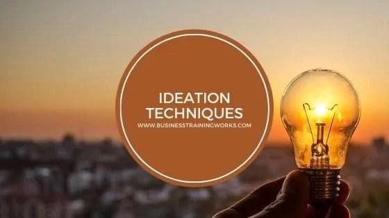 Online Creativity Techniques Training