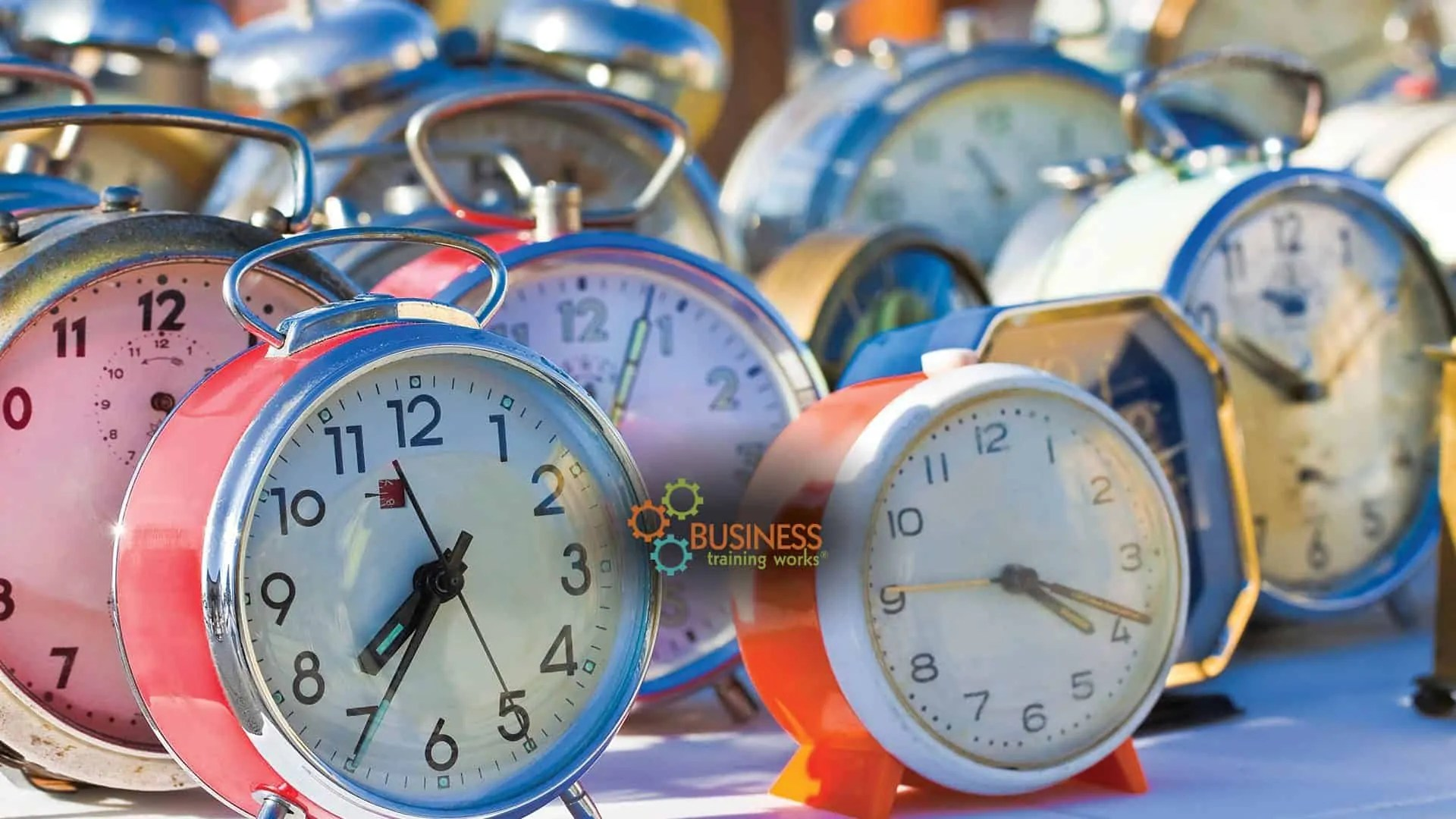 Web-Based Time Management Course