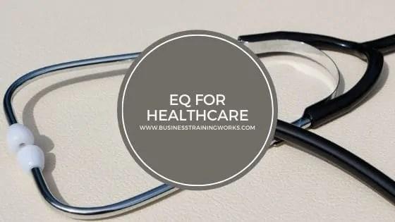 Emotional Intelligence in Healthcare Webinar