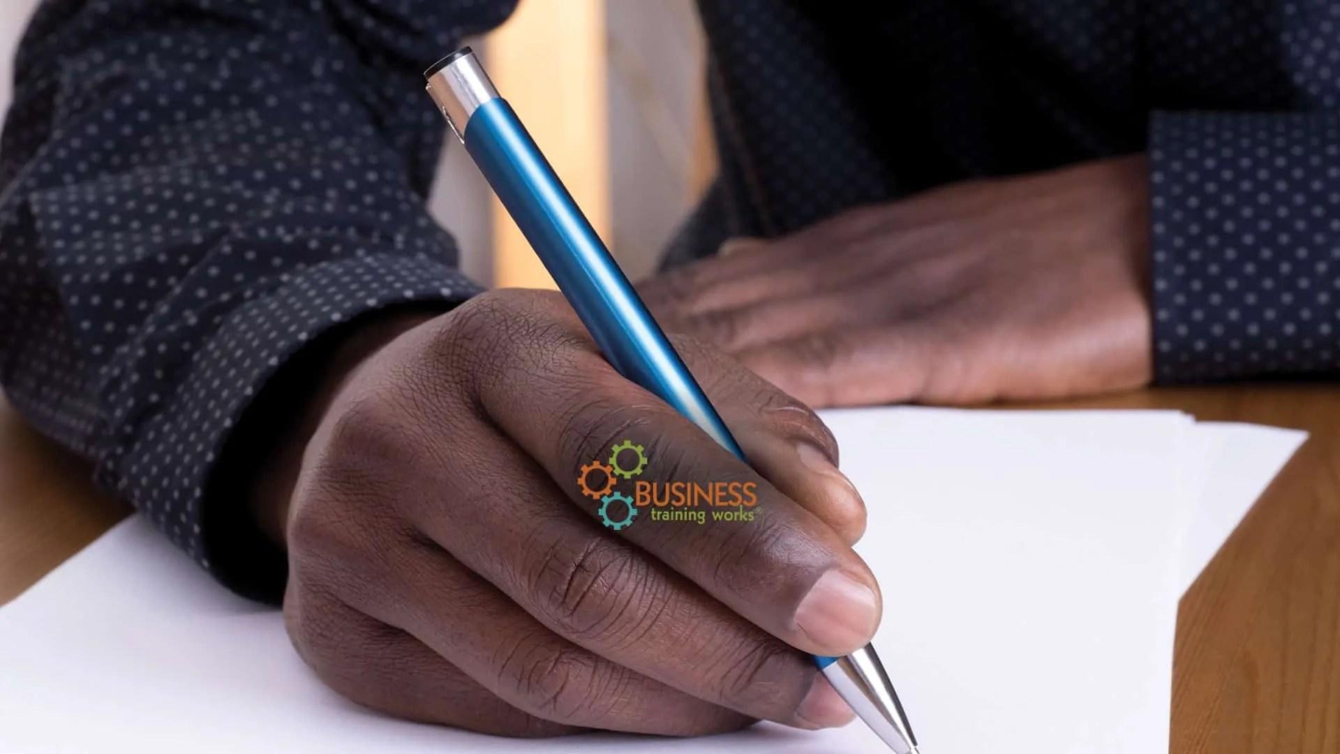 Web-Based-Business Writing Course