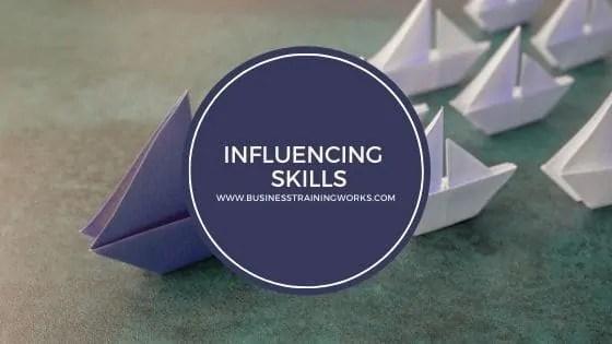 948 Influencing Skills Webinar