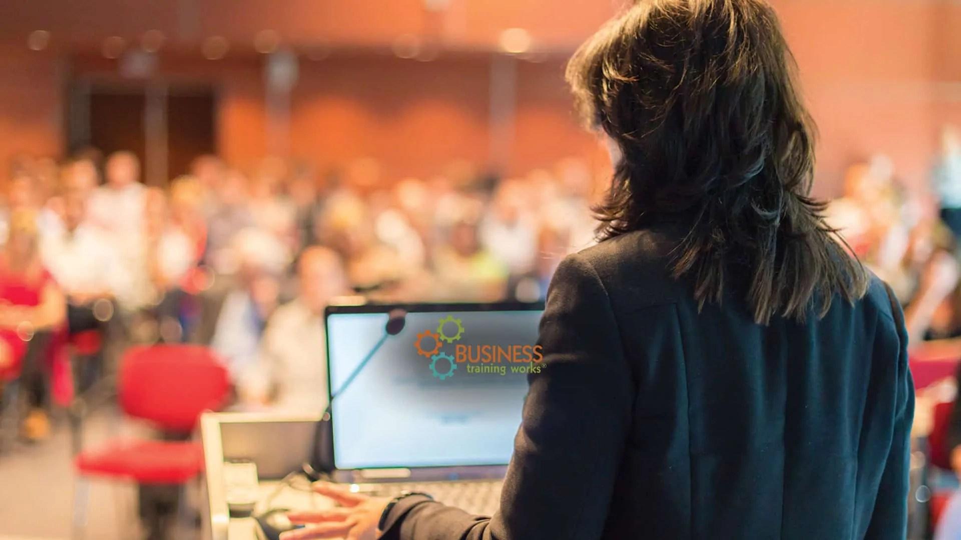 Web-Based Presentation Skills Course