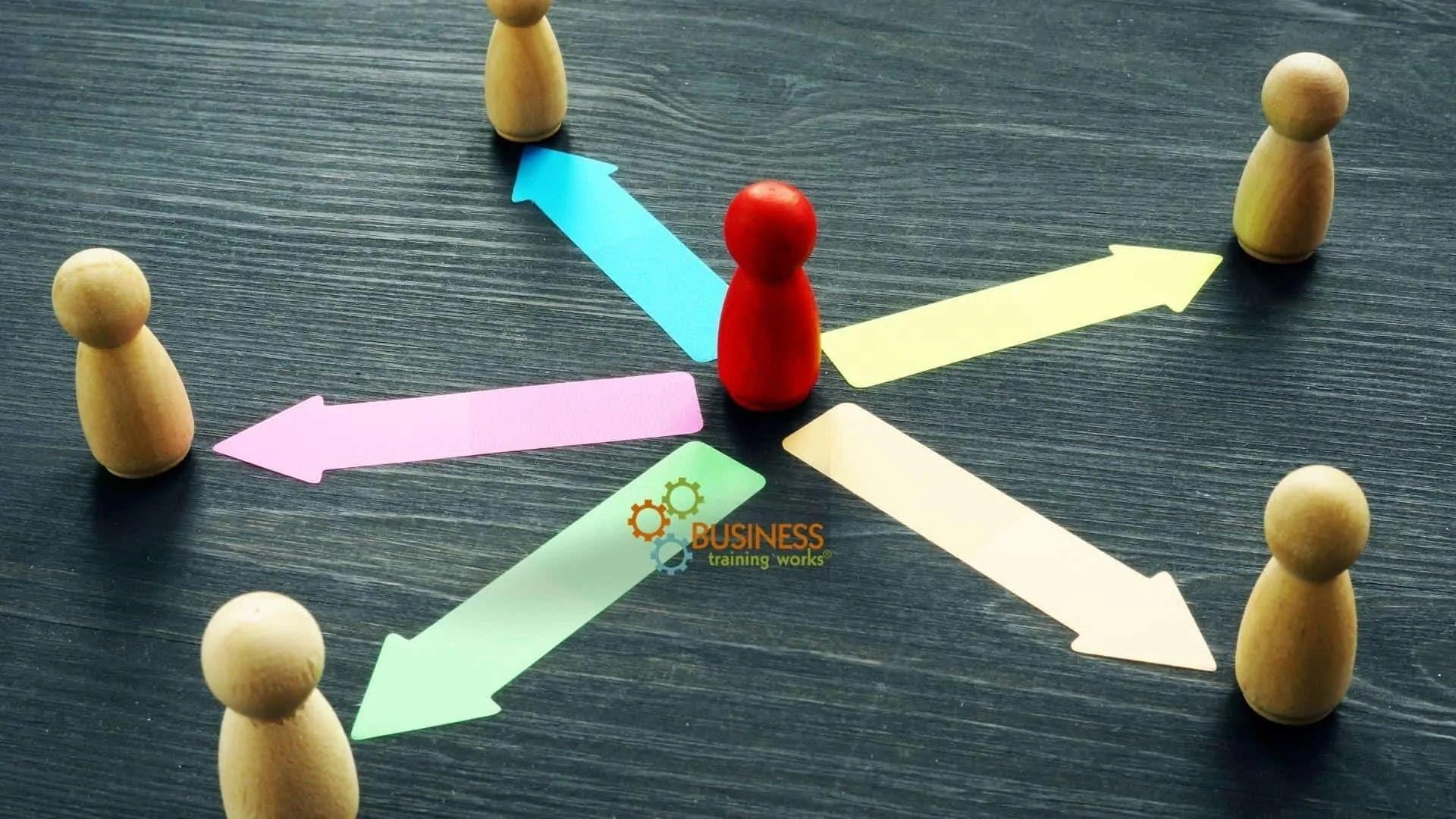 Web-Based Delegation Skills Course