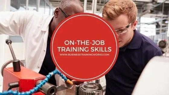 On-the-Job Train-the-Trainer Webinar