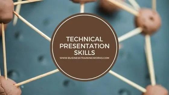 Online Technical Presentation Skills Training