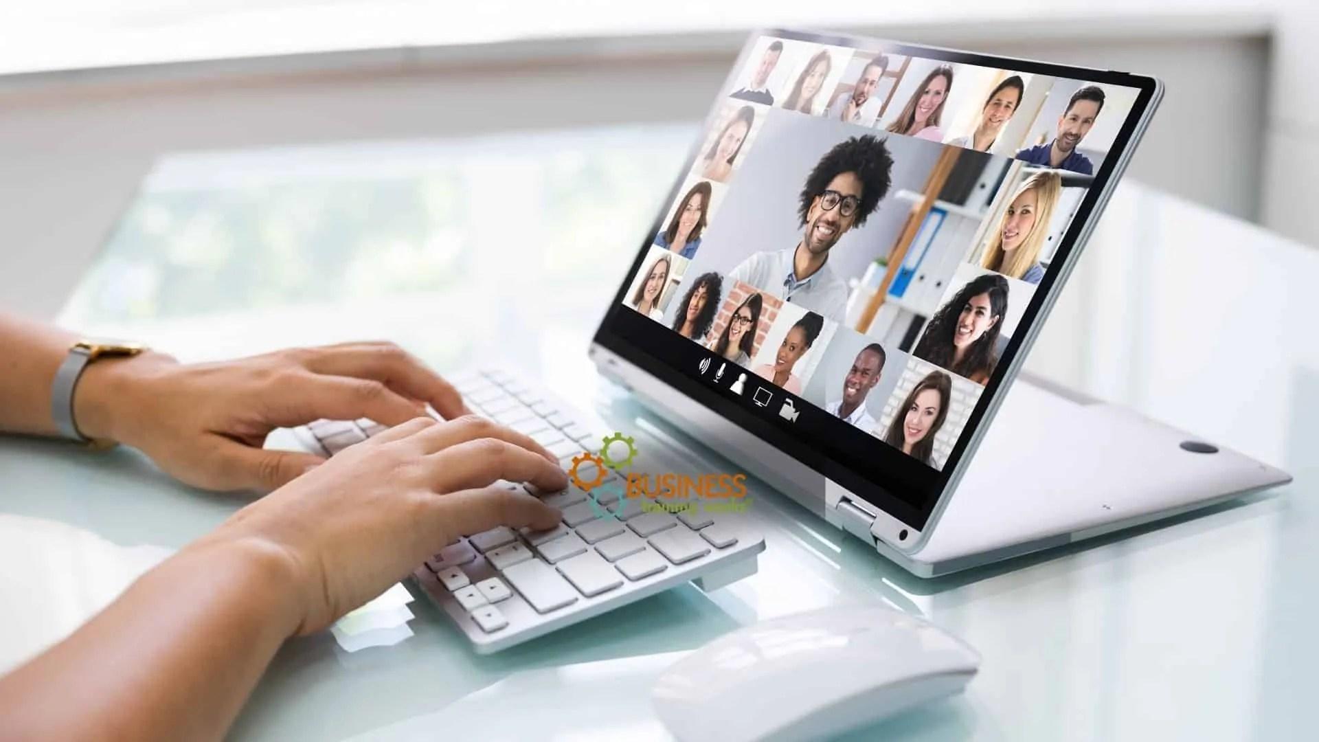 Improve Your Team's Virtual Presentation Skills