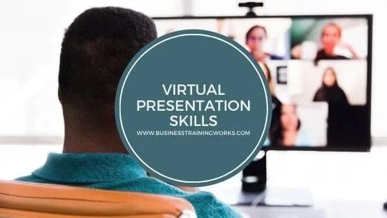 Virtual Presentation Skills Course