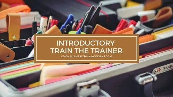Basic Train the Trainer