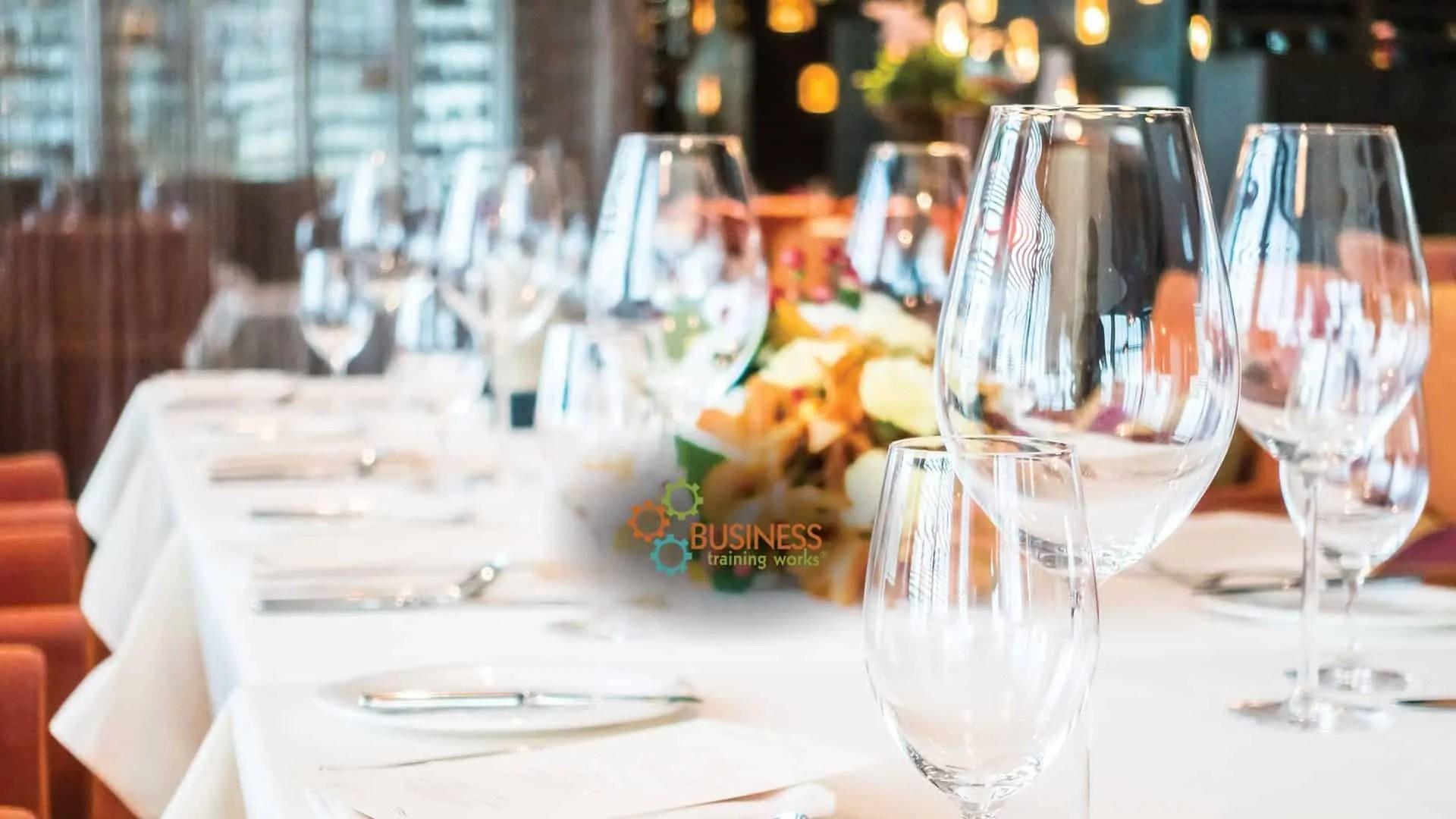 Business Etiquette Courses and Workshops