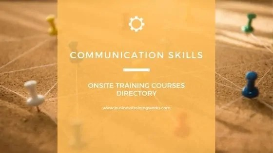 Communication Skills Courses