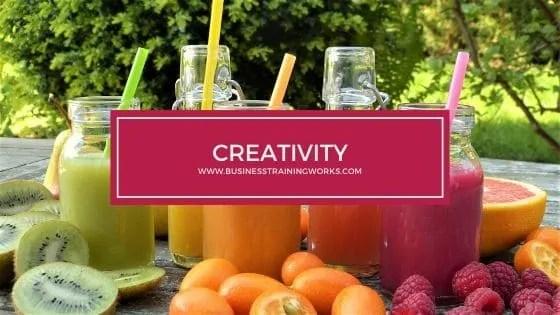 Creativity Training