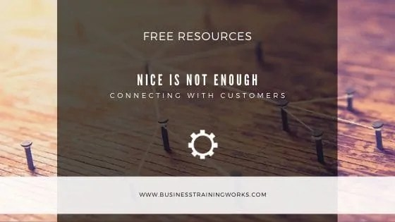 Customer Service Fundamental