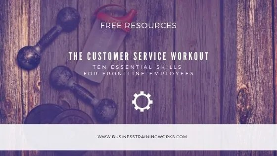 Free Customer Service Training