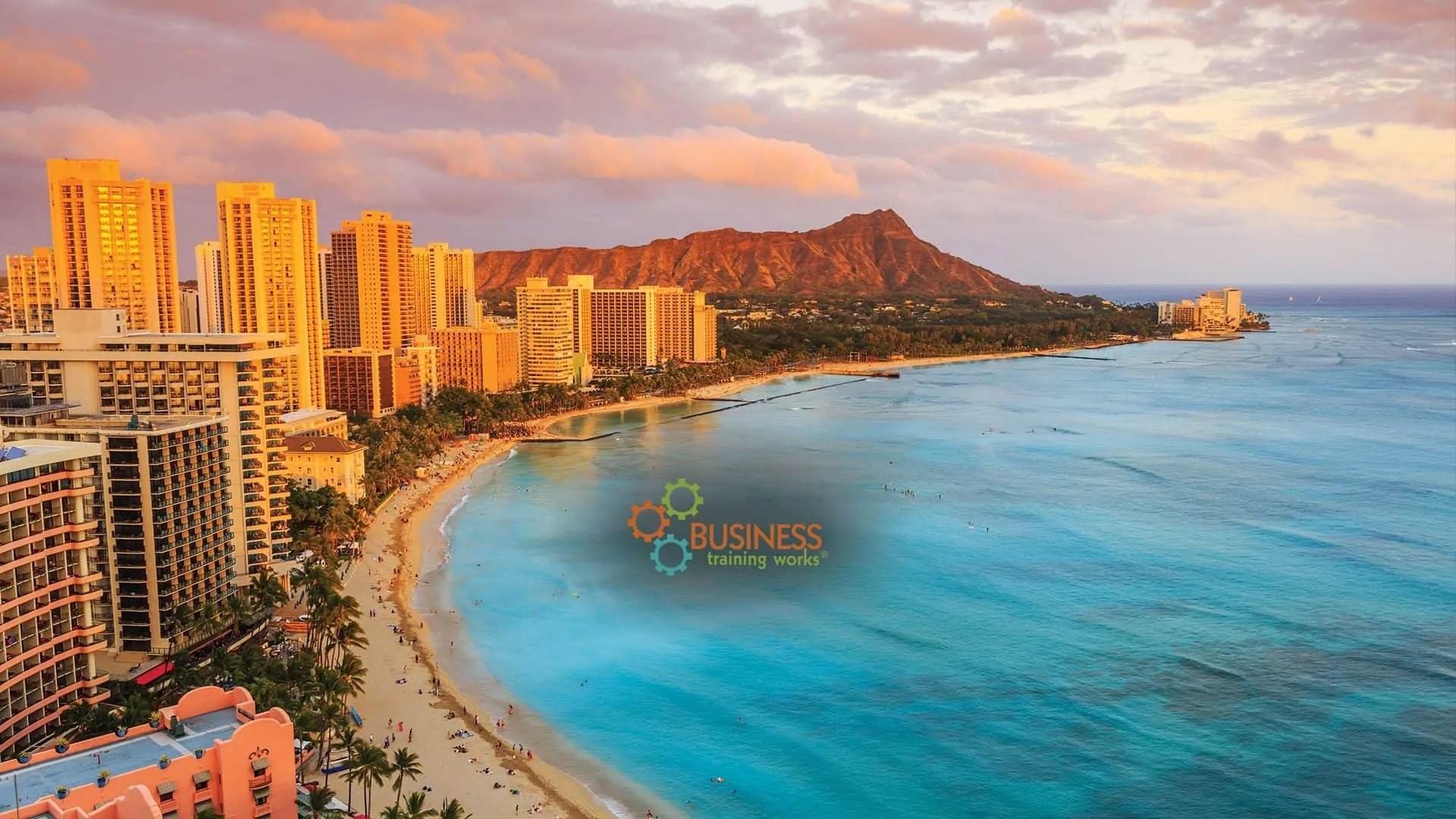Onsite Training in Hawaii