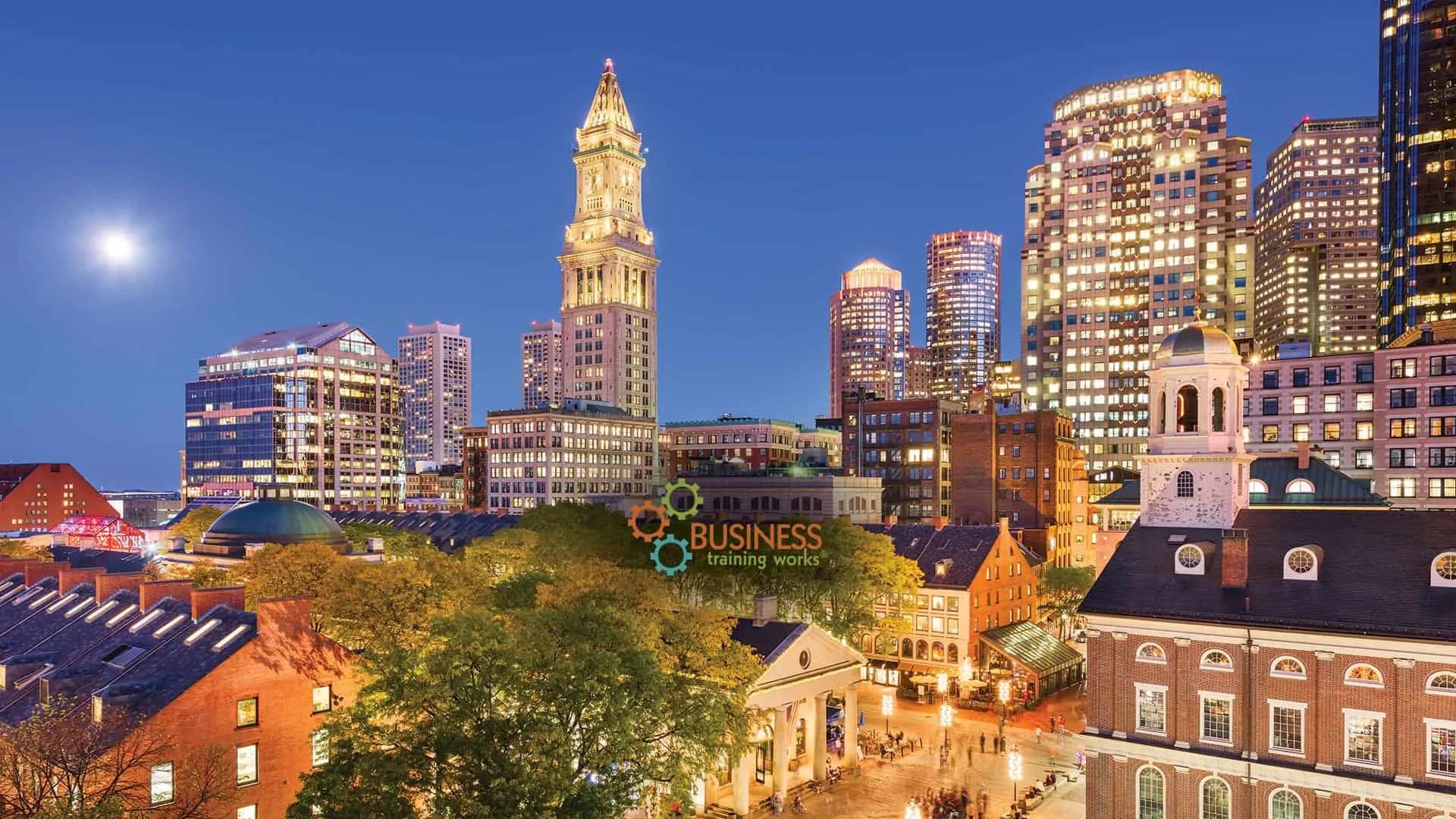 Onsite Training in Massachusetts