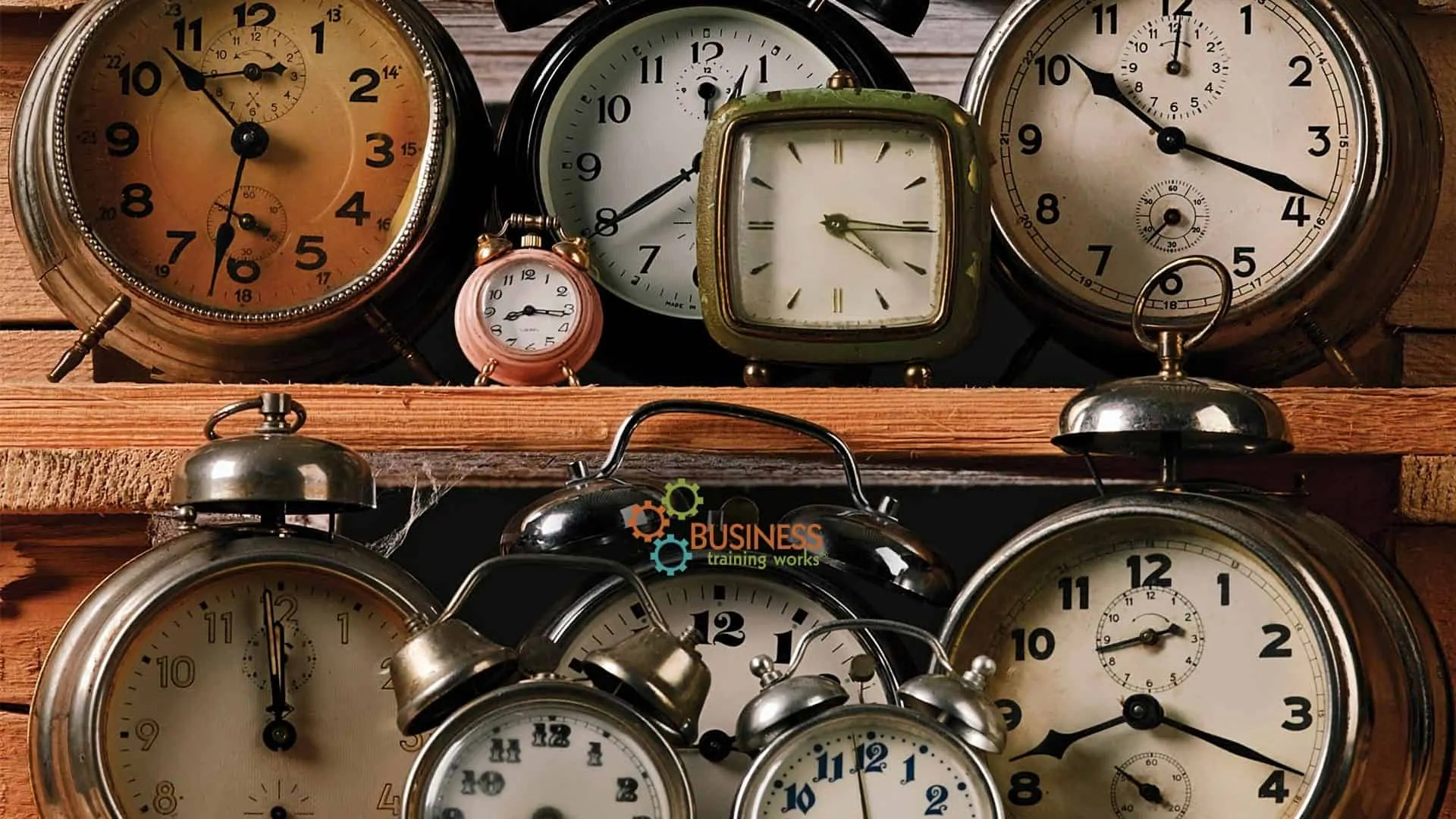 Time Management and Productivity Courses and Workshops