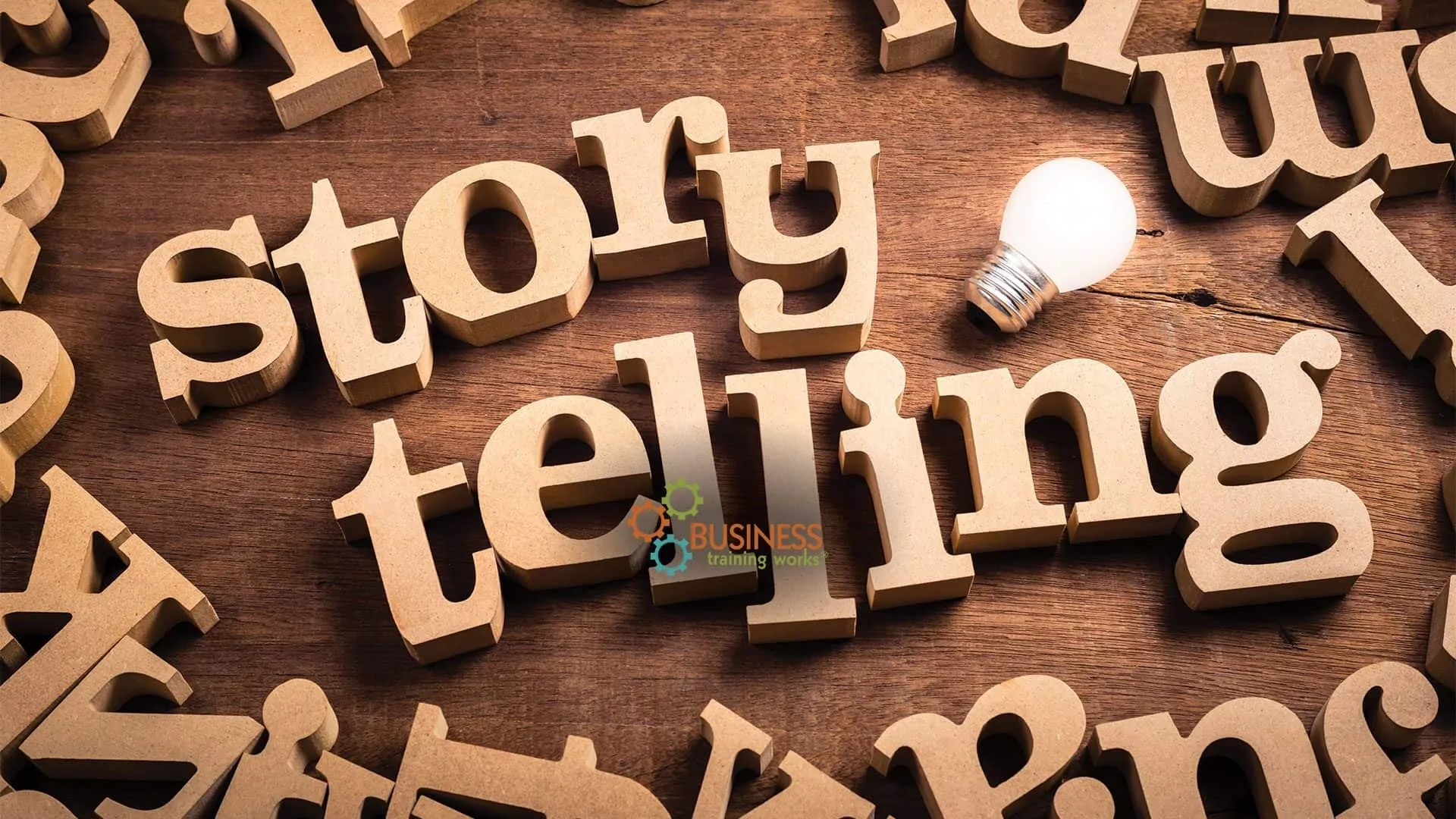 Storytelling Training Courses and Workshops
