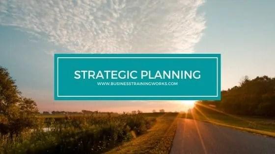 Strategic Planning Course
