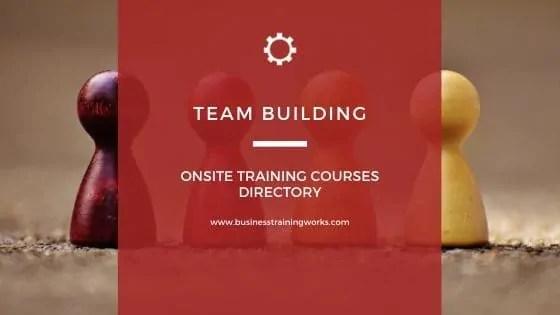 Team Building Courses