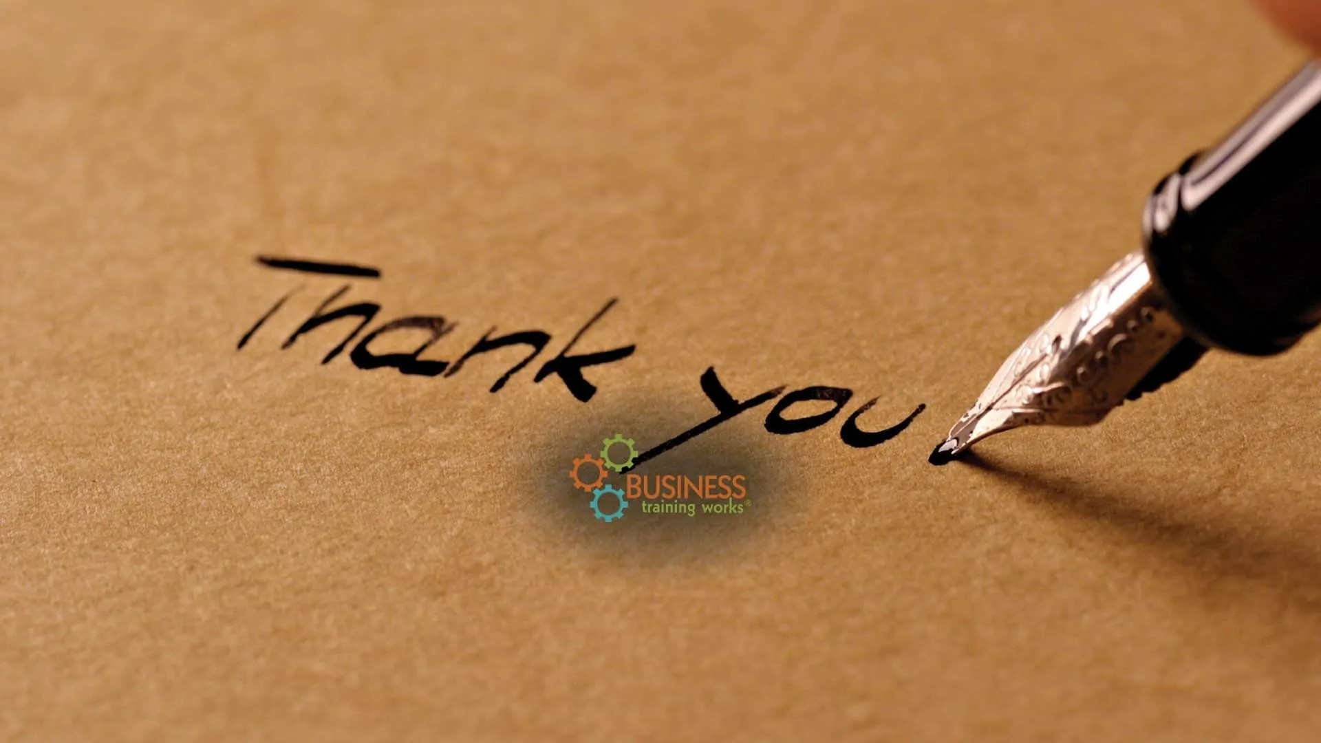 How to Write a Perfect Thank-You Note