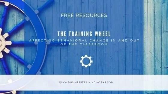 The Training Wheel Model Business Training Works