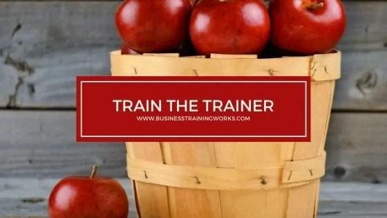 Train the Trainer Training