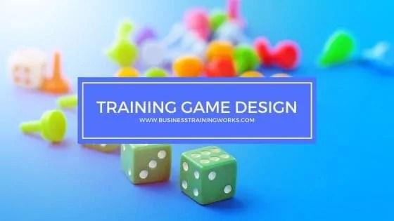 Training Game Design Workshop