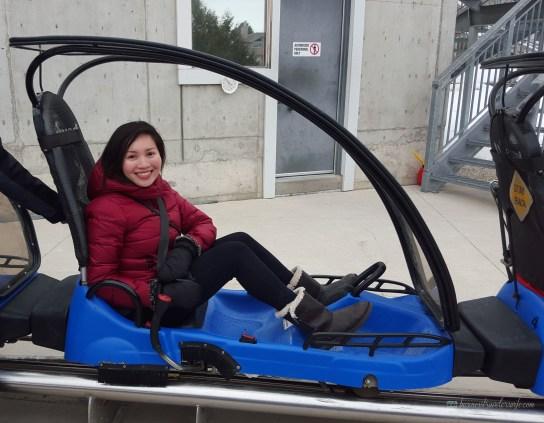 Winter Activities at Blue Mountain Resort Ridge Runner