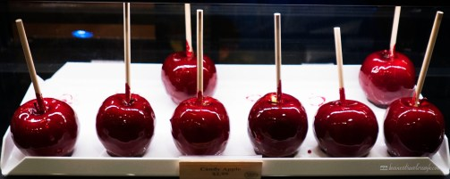 Old Firehall Confectionery: Ultimate Chocolate Desserts Store - Candied Apples