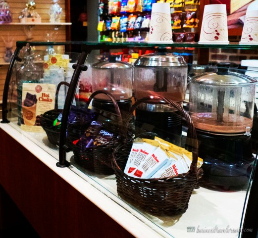 Old Firehall Confectionery: Ultimate Chocolate Desserts Store - hot chocolate station