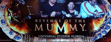 visiting universal studios orlando Revenge of the Mummy