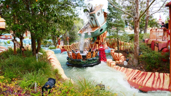 visiting universal orlando: islands of adventure - Popeye & Bluto's Bilge-Rat-Barges