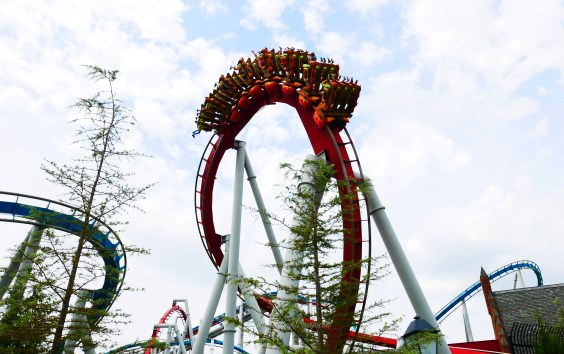 tips on visiting wizarding world of harry potter - dragon challenge