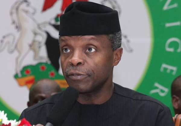 Egina project, a testimonial of Ease of Doing Business – VP Osinbajo