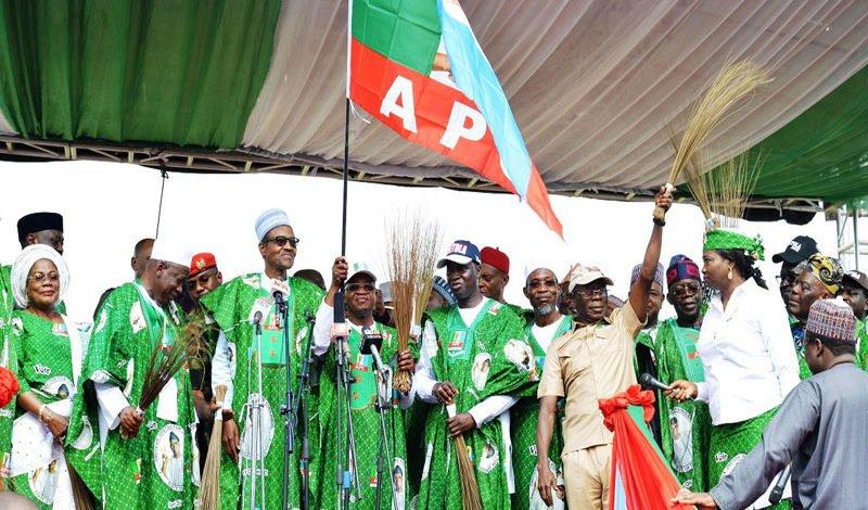 Buhari to Osun: vote APC to shut out corrupt leaders