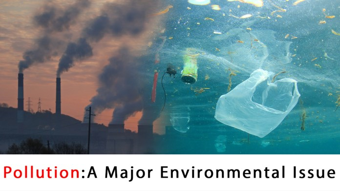 Pollution Problems in the World