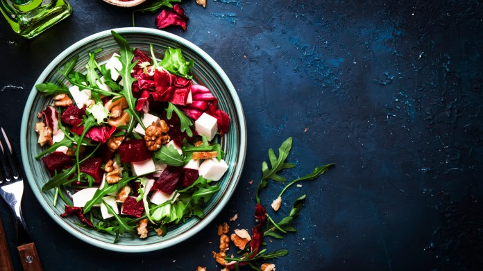 salad recipes for dieters