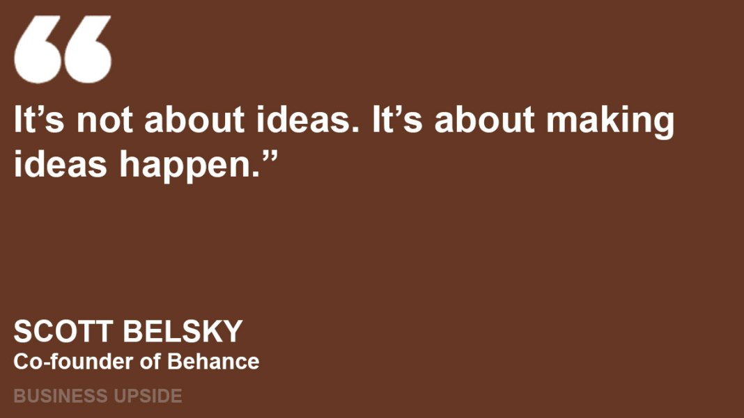 scott belsky quotes on investment