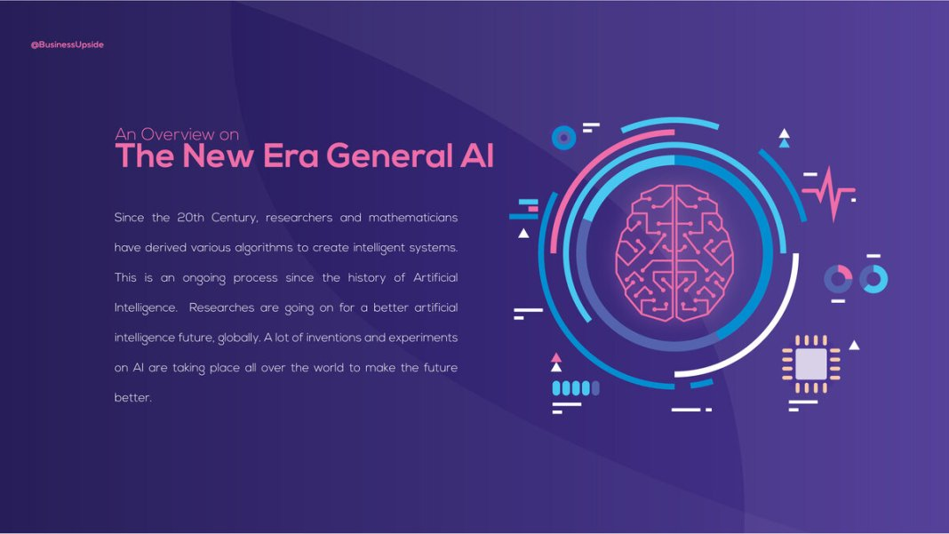 General Artificial Intelligence