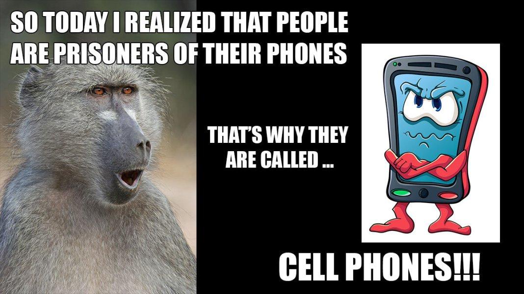 cellphone meme
